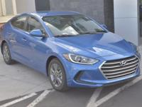 2018 Hyundai Elantra SEL FWD 6-Speed Automatic with