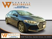 2018 Hyundai Elantra SEL Lakeside 4D Sedan 2.0L
