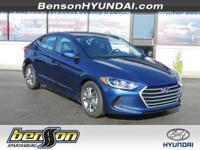 Lakeside 2018 Hyundai Elantra SEL FWD 6-Speed Automatic