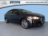 Trustworthy and worry-free, this 2018 Hyundai Elantra