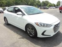 2018 Hyundai Elantra MP3, Keyless Entry, Satellite