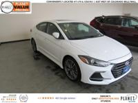 $4,010 off MSRP! Ceramic White 2018 Hyundai Elantra