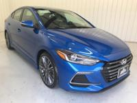 $4,255 off MSRP! 2018 Hyundai Elantra Sport FWD at