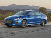 2018 Hyundai Elantra Sport Pear 30/22 Highway/City MPG
