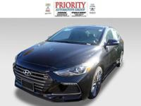 This 2018 Hyundai Elantra Sport is a real winner with