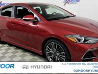 2018 Hyundai Elantra Sport Option Group 01. 33/26
