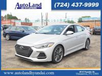 For a smoother ride, opt for this 2018 Hyundai Elantra