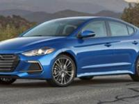 2018 Hyundai Elantra Sport HARD TO FIND A VEHICLE THIS