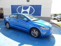 We are excited to offer this 2018 Hyundai Elantra. Save