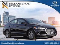 Diamond 2018 Hyundai Elantra Value Edition FWD 6-Speed