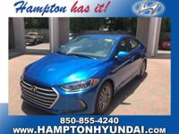 This 2018 Hyundai Elantra Value Edition is proudly
