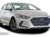 Hyundai Elantra Value Edition 2.0L 4-Cylinder 4D Sedan