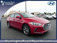 New Arrival! This 2018 Hyundai Elantra Value Edition