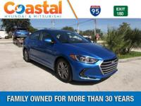 2018 Hyundai Elantra Value Edition FWD 6-Speed