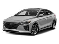 This Hyundai won't be on the lot long! It offers great