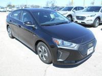 Heated Seats, Keyless Start, Dual Zone A/C, Hybrid,