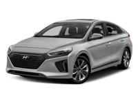 Boasts 54 Highway MPG and 55 City MPG! This Hyundai