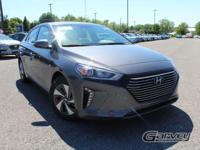 New 2018 Hyundai IONIQ Hybrid SEL! This vehicle has a
