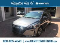This 2018 Hyundai Ioniq Hybrid SEL is offered to you