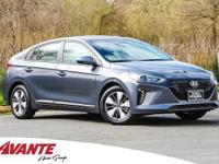 Summit White 2018 Hyundai Ioniq Plug-In Hybrid FWD