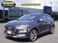 Thunder Gray 2018 Hyundai Kona Limited H21348 AWD