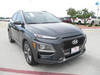 This 2018 Hyundai Kona Limited is proudly offered by