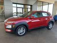Pulse Red 2018 Hyundai Kona SE AWD Automatic 2.0L