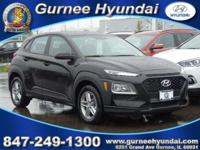 2018 Hyundai Kona SE AWD 2.0L 4-Cylinder Automatic The