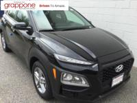 2018 Hyundai Kona SE 30/25 Highway/City MPG Recent