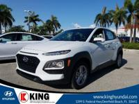33/27 Highway/City MPG King Hyundai is delighted to