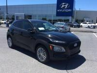 2018 Hyundai Kona SEL 30/25 Highway/City MPG  Freedom