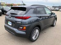 Gray 2018 Hyundai Kona SEL AWD 6-Speed Automatic I4 We