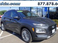 2018 Hyundai Kona SEL Thunder Gray 30/25 Highway/City