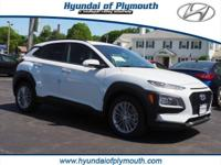 White 2018 Hyundai Kona SEL I4 AWD  Welcome to Hyundai