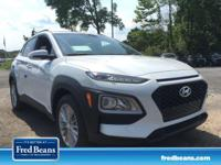 The 2018 Hyundai Kona is the right size for any