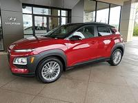 Pulse Red 2018 Hyundai Kona SEL FWD 6-Speed Automatic