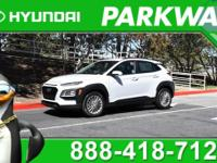 2018 Hyundai Kona SEL COME SEE WHY PEOPLE LOVE PARKWAY,