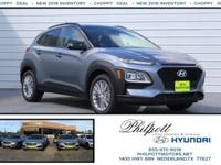 This Hyundai won't be on the lot long! There is no