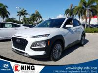 33/27 Highway/City MPG King Hyundai is pleased to offer