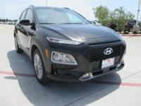 This 2018 Hyundai Kona SEL is proudly offered by Mike