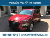 This 2018 Hyundai Kona SEL is proudly offered by