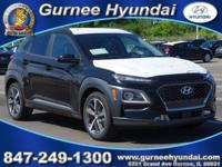 2018 Hyundai Kona Ultimate AWD I4 7-Speed Automatic The
