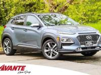 White 2018 Hyundai Kona Ultimate FWD 7-Speed Automatic