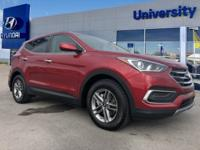 Limited time on the all-new 2018 Hyundai Santa Fe