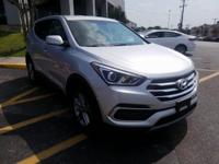 Safe and reliable, this Used 2018 Hyundai Santa Fe
