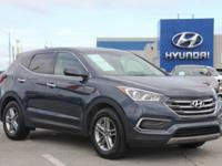 2018 Hyundai Santa Fe Sport 2.4 Base FWD 6-Speed