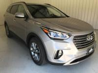 $1,000 off MSRP! 2018 Hyundai Santa Fe SE FWD at