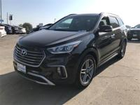 Take command of your day with our 2018 Hyundai Santa Fe