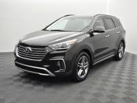 Recent Arrival! 2018 Hyundai Santa Fe Limited Ultimate