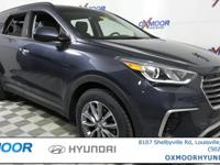 2018 Hyundai Santa Fe SE AWD,POWERTRAIN TECHNOLOGY 3.3L